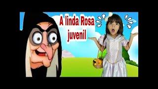 A Linda Rosa Juvenil - Música Infantil