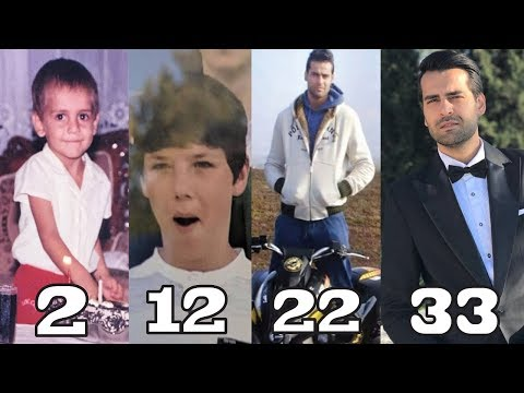 Erkan Meriç Transformation || From 1 to 33 years Old