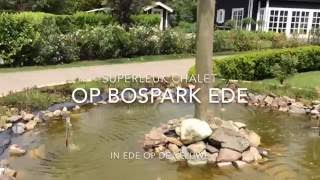 Super leuk chalet op Bospark Ede