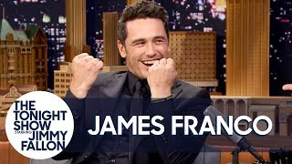 James Franco Does His Impression of The Room\'s Tommy Wiseau