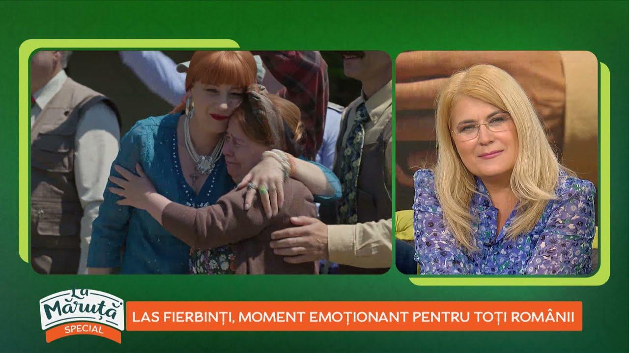 Viața bate filmul!  Momentul viral din Las Fierbinți care a emoționat o țară-ntreagă