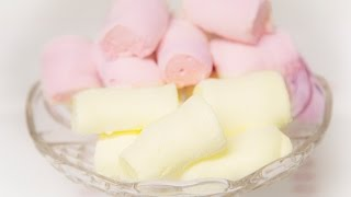 cómo hacer nubes de golosinas o malvaviscoshow to make marshmallow