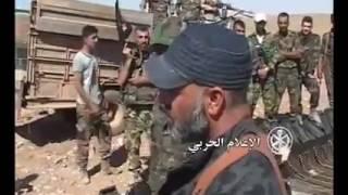 ريف حماة  وحدات الكمائن بالجيش السوري تنفذ كميناً محكماً على محور سلمية