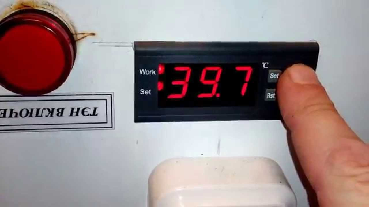 Мн 1210 Терморегулятор инструкция