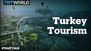 Turkey's booming tourist industry Video
