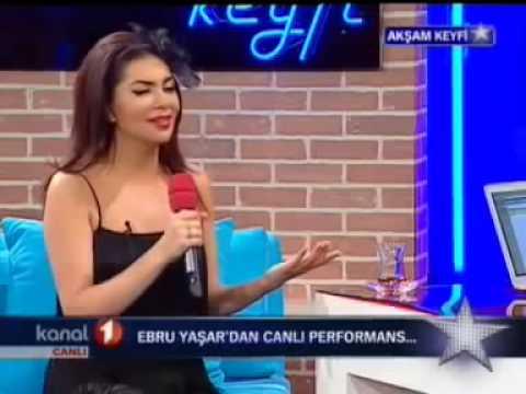 Ebru Yaşar   Sen Kimseyi Sevemezsin Canlı Performans