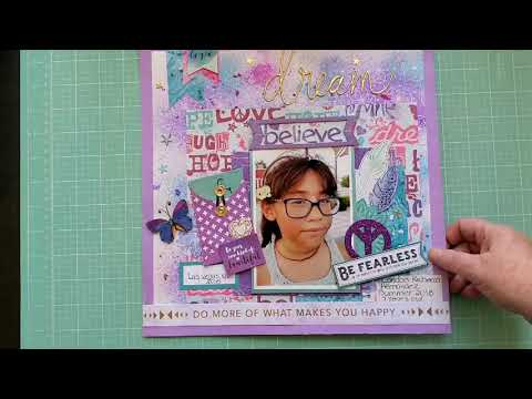 Scrapbook Layouts Share....80 Pages