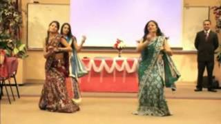 Indian sangeet dance for bride's sisters(various songs with steps) high quality audio