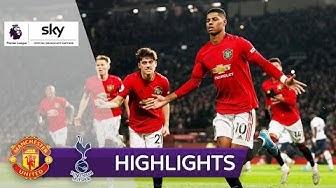 Rashford verdirbt Mourinho Rückkehr! | Manchester United - Tottenham Hotspur 2:1 | Highlights