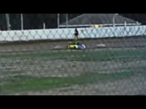 Mikey Smith - Snydersville Raceway - 1st Night in