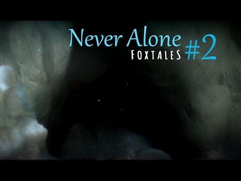 Never Alone: Foxtales DLC #2 Noatak River | Let's Jump