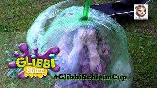 GLIBBI SCHLEIM CHALLENGE - Wir machen mit beim #GlibbiSchleimCup