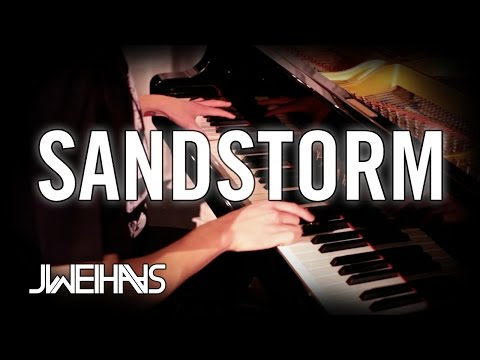 Darude - Sandstorm (Jonah Wei-Haas Piano Cover)
