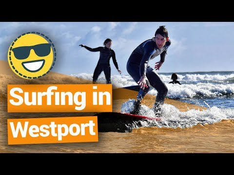 Surfing  in Westport - New Zealand's Biggest Gap Year – Backpacker Guide New Zealand