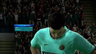 Футбол Италия Интер Кротоне 03 01 2021