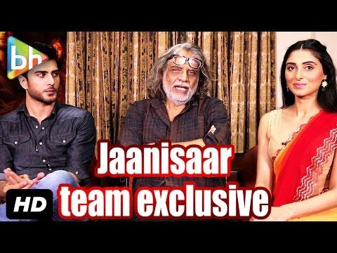 Exclusive: Imran Abbas | Pernia Qureshi | Muzaffar Ali's Full Interview On Jaanisaar Mp3