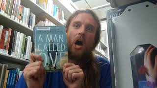 A Man Called Ove -- By Fredrik Backman -- Book Review