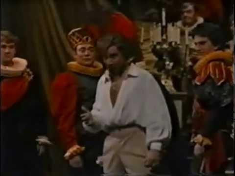 Verdi Rigoletto, Duca's Cabaletta,