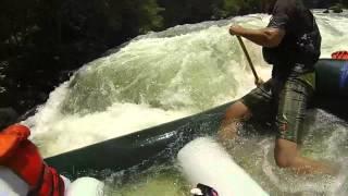Whitewater Rafting Surfing Ocoee River