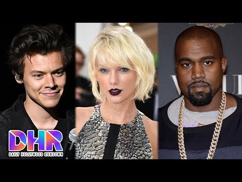 Harry Styles TEASES Taylor Swift Song -...