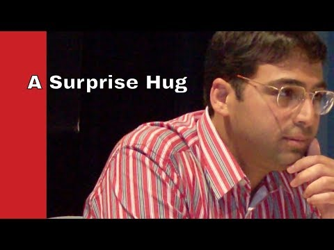 Werner Hug vs Viswanathan Anand: Zuerich rapid Champions