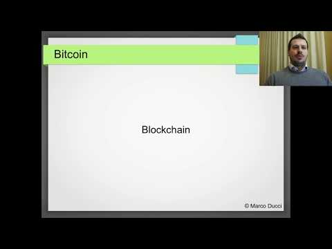 08 - Blockchain, mining, mining pool.