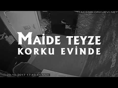 Maide Teyze Korku Evinde! | Ezgi Mola