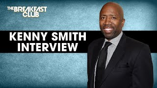 Kenny 'The Jet' Smith Talks NBA Re-Opening, Activism, Personal Training Camp, + More