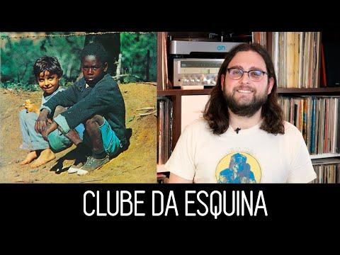 CLUBE DA ESQUINA: