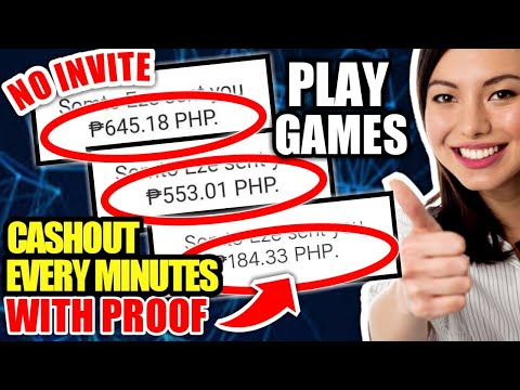 CASHOUT EVERY MINUTE WITH PROOF! LEGIT AND PAYING APPS 2021 PHILIPPINES (GCASH MAKE MONEY 2021)