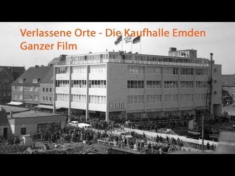 Verlassene Orte - Kaufhalle Emden am 24.09.2016 - DOKU deutsch