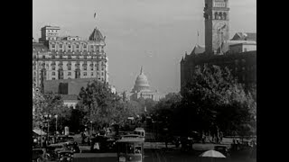"Early 1930s Washington, DC - ""Heart of the Nation"""
