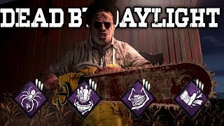 ⚡MOTORÓWKA BUBA BUILD ⚡  DEAD BY DAYLIGHT