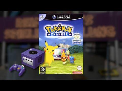 Gameplay : Pokemon Channel [GameCube]