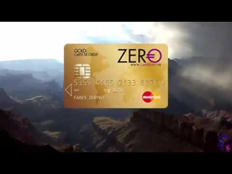 Carte Zero Algerie.Mastercard Gold Gratuite Carte De Credit Carte Zero