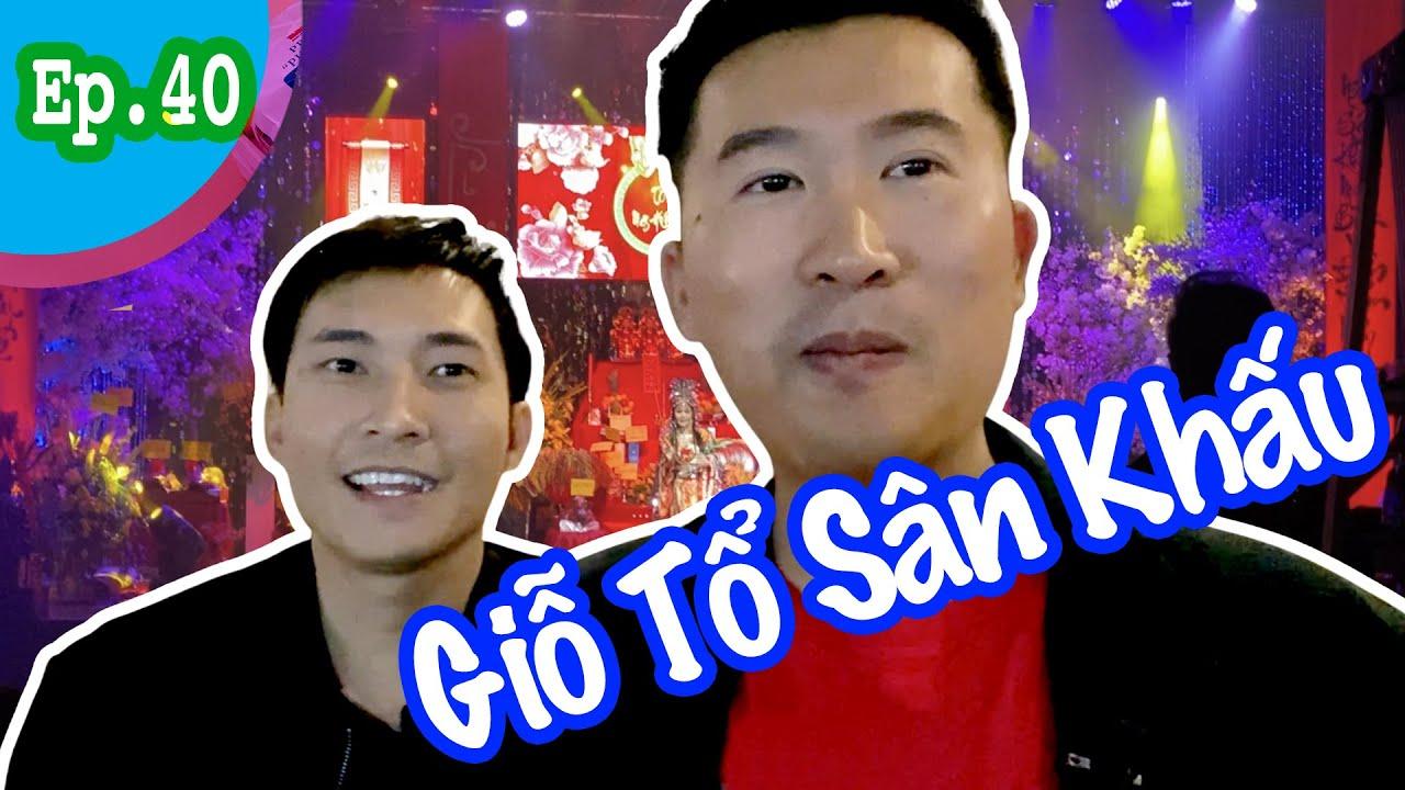 Vlog Thầy Phong Ep 40: Giỗ Tổ Sân Khấu