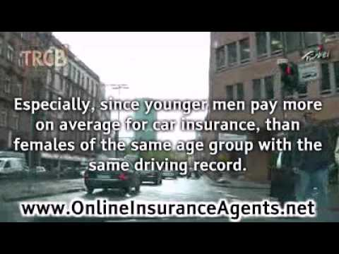 Car Insurance for a 21 Year Old Male