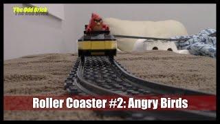 LEGO Roller Coaster #2 - Angry Birds