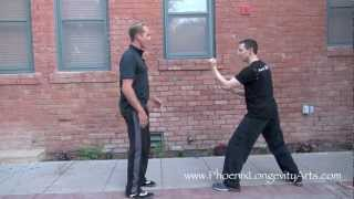 Kung Fu:  Real Techniques - Lesson 1