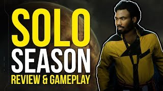 SOLO Season - GAMEPLAY & REVIEW - Star Wars Battlefront 2