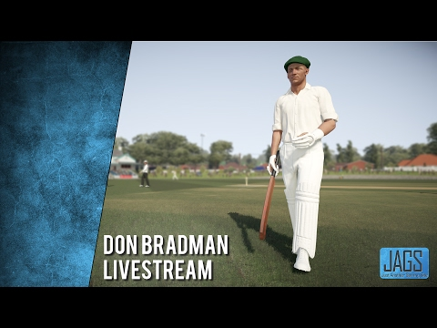 Live Cricket: India vs Bangladesh Test Match | Don Bradman Cricket 17 with Risey