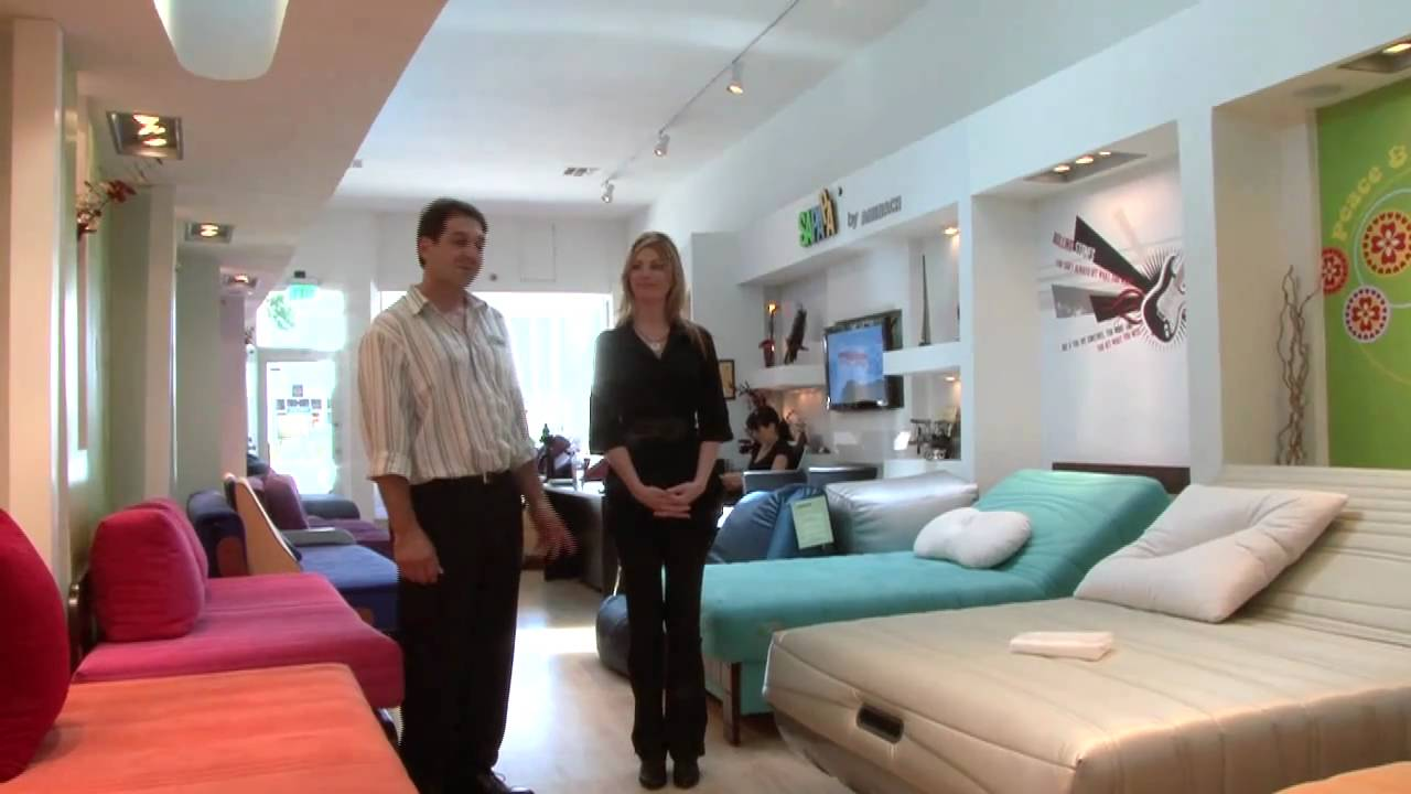 Aminach Store opens in Studio City featuring Sapapa line of Beds