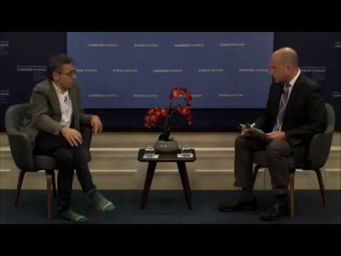 Ian Bremmer: Top Risks and Ethical Decisions 2018