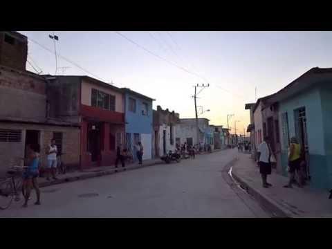 Tremendo recorrido por Camaguey Cuba - 2015 mayo