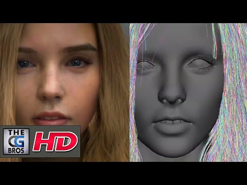 "CGI & VFX R&D Tech Demos HD: ""Zelos Fur"" - by Dexter Studios"