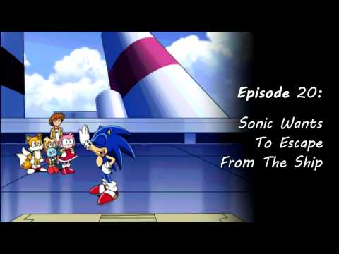 Sonic X Unreleased BGM Collection (Music From the Japanese episodes)