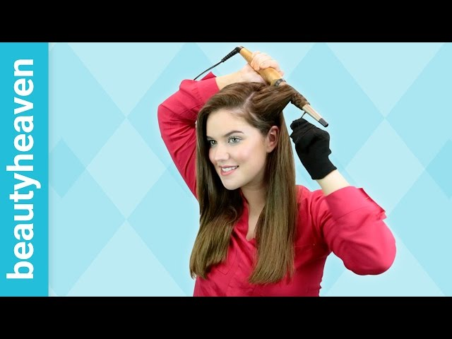 How To Create Different Hairstyles With A Curling Wand