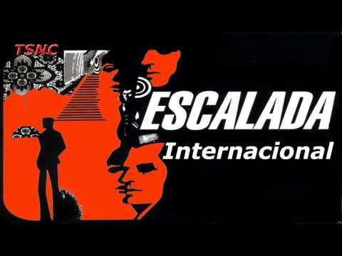 Novela Escalada 1975 -  Internacional