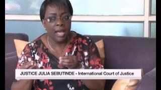 Women and Power: Justice Julia Sebutinde