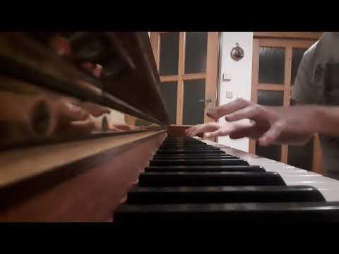 Я шагаю по Москве (Ya shagayu po Moskve) / Chodím po Moskvě - Nikita Michalkov - piano cover